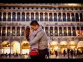 Ideas to plan your marriage proposal - Allen & Vivien together in Venice for their marriage promise