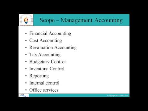 Management Accounting-Session-1(Part 1)