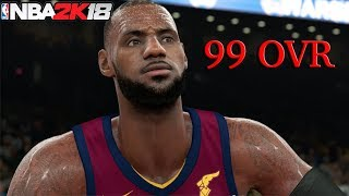 NBA 2k18 LeBron James + Russell Westbrook Ratings Predictions! Who Will Be The Highest Rated Player?
