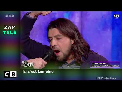 [Zap Télé] Best of 3 du 8 août 2018