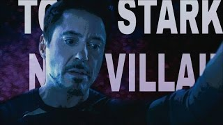 Stronger Than Ever |Tony Stark not villain