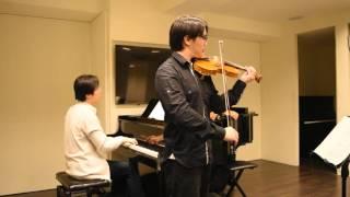篠崎教本 但克拉 主題與變奏 作品89 第6號 Dancla Air Varie, Op. 89, No.6