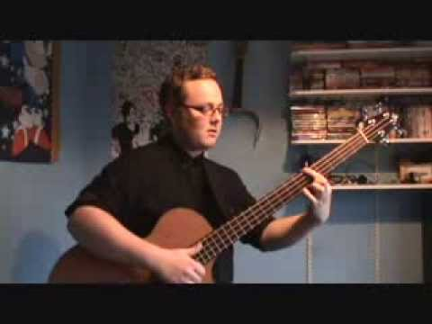 Nick Latham - Hammerhead (live acoustic solo version ...