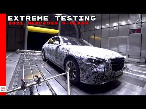 2021 Mercedes S