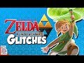 Super Paper Zelda - Glitches in A Link Between Worlds - DPadGamer
