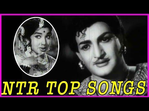 NTR Top Old Hit Songs - Telugu Video Songs Jukebox -RoseTeluguMovies