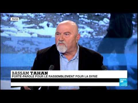 Guerre en Syrie : Genève-2 voué à l'échec ? (Partie 1) - #DébatF24