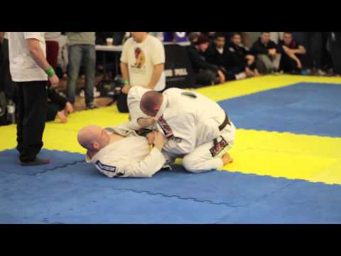 Paul Rice VS Andy Capper - Manchester Open 2013 Brown Belt -88kg