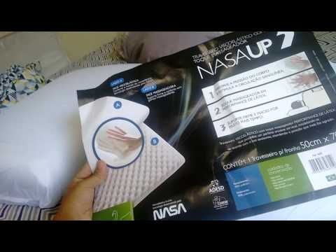 Travesseiro Nasa up3 será que é bom?