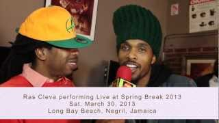 Spring Break 2013, Negril Jamaica, Sizzla, Bounty Killa, Tommy Lee