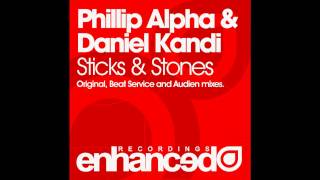 Phillip Alpha & Daniel Kandi - Sticks & Stones (Beat Service Sundown Mix) ASOT #476
