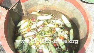 BIOGAS - BIOTECH-INDIA  waste to electricity project -  pallipuram  inaguration udayamperoor gp.mpg