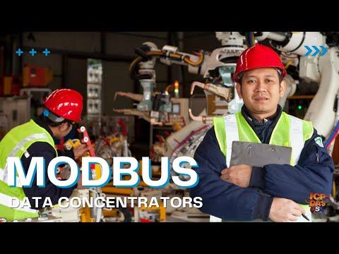 Modbus Data Concentrators