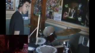 Nemesis- Arch Enemy Drum Cover  (Mushroom Wihtin The Wall Drummer)