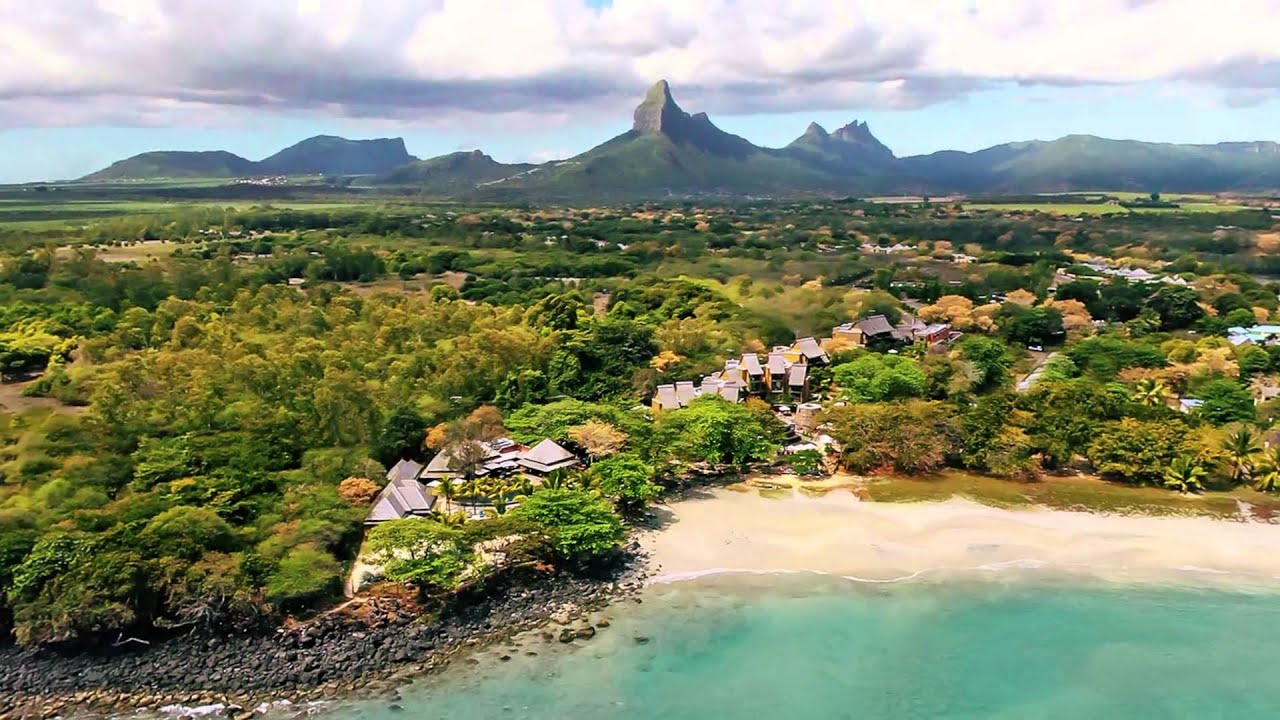H tel tamarina by mauritius boutique hotel youtube for Maurice boutique