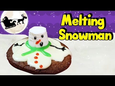 How To Make Christmas Melting Snowman Co Es