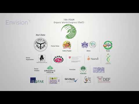 Organic World Congress TV AD - Hindi