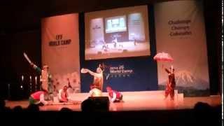 maranao dance (malong / singkil)  inrayog-philippines