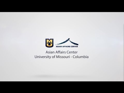 The Introduction to MU Asian Affairs Center