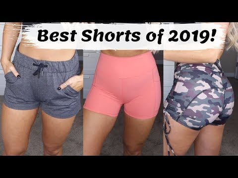The BEST Athletic Shorts of 2019! Unsponsored Opinions