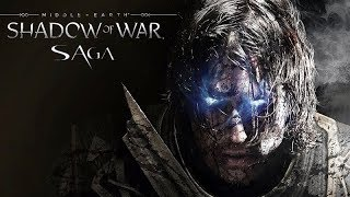 SHADOW OF WAR SAGA All Cutscenes (Shadow of Mordor, War and DLC'S) Game Movie 1080p 60FPS