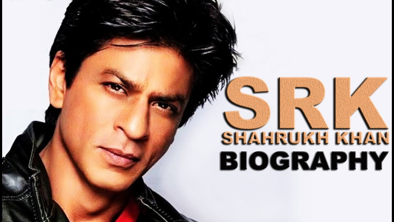 shahrukh khans biography Sharukh khan was born on 2 november 1965 in new delhi, india he married gauri khan on 25 october 1991 they have three children, son aryan khan (b.