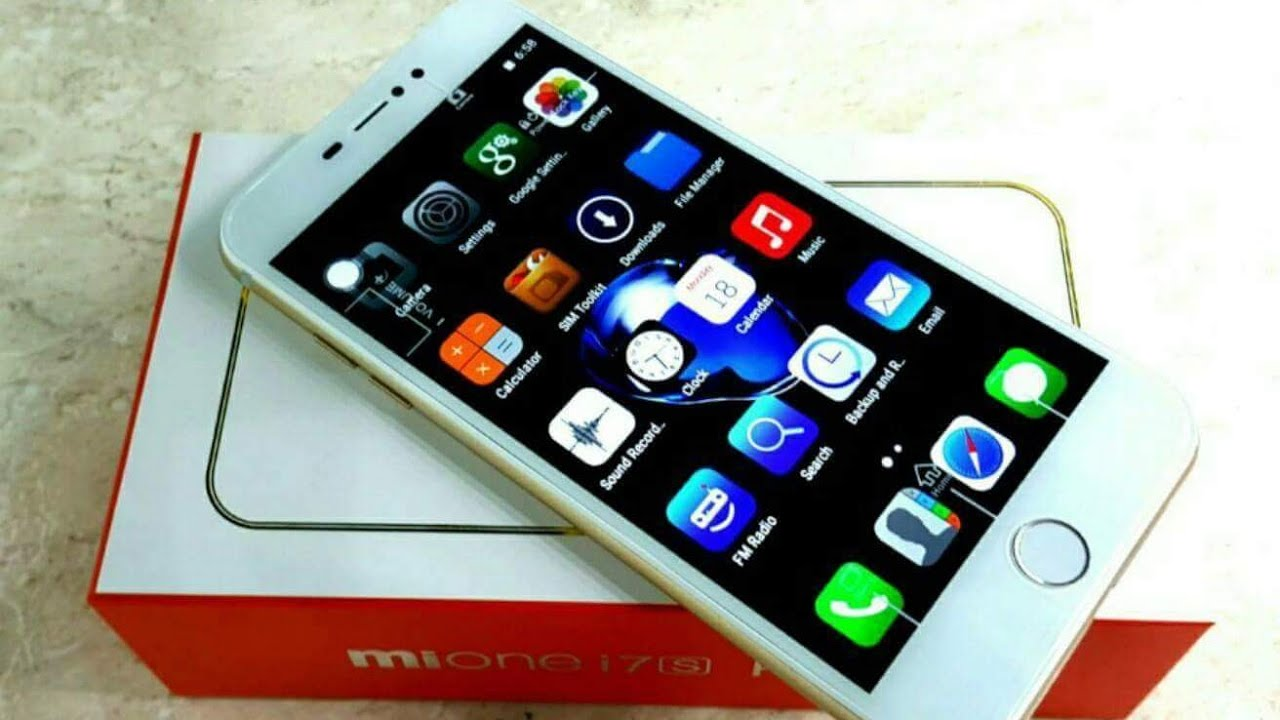 Mione i7s plus full review nd specifications