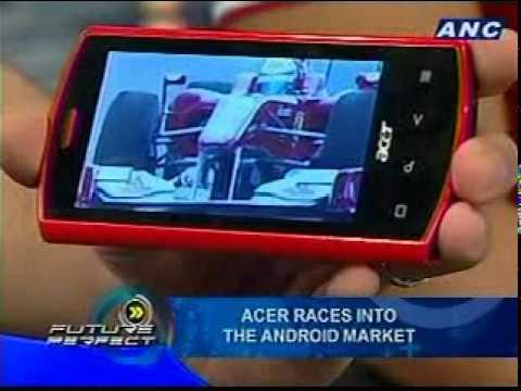 Acer Liquid E Ferrari featured at Future Perfect_ANC_12-08-10