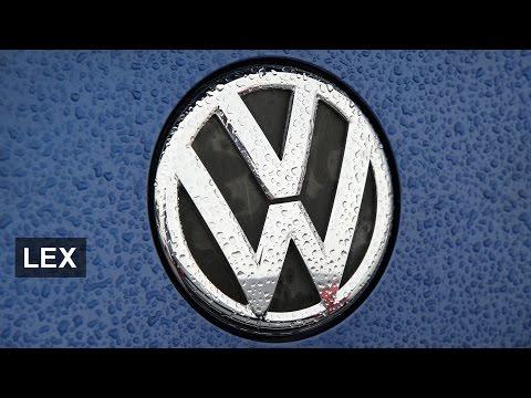 Volkswagen emissions scandal   Lex