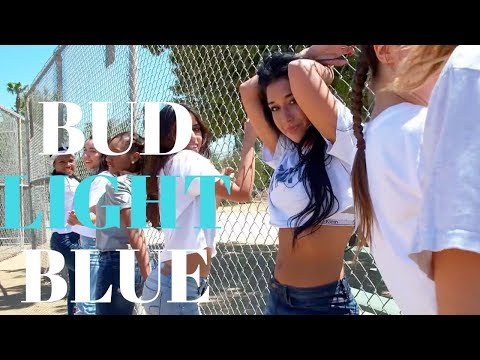 Bud Light Blue- Coffey Anderson Dance video| Dana Alexa Choreography