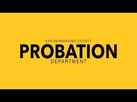 San Bernardino County Probation / Recruitment Commercial