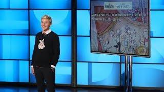 Ellen's Slumber Party Challenge!