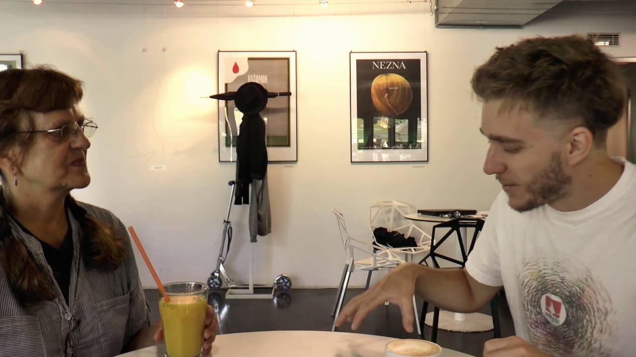 V Cafe Prostoru S Eyca Kartou Vyhodneji Youtube