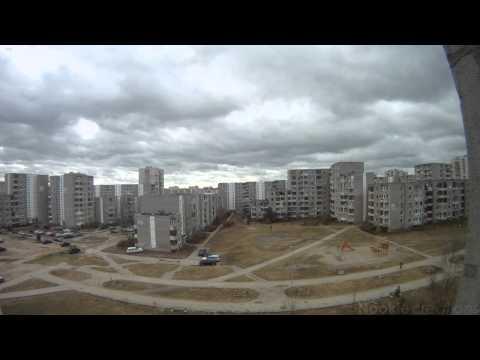 Vilnius in timelapse