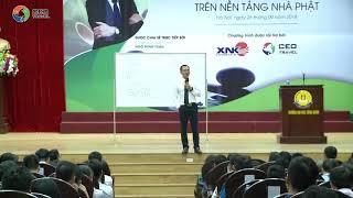 Góc Nhìn Cuộc Sống | Đạo Phật Và Kinh Doanh - Ngô Minh Tuấn | Học Viện CEO Việt Nam