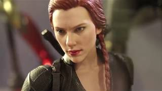 Hot Toys- Avengers: Endgame - Black Widow @Endgame Event HK