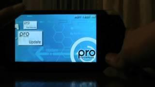 видео Как перепрошить psp 3008 самому