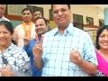 MCD Elections 2017: Satyendra Kumar Jain exercises franchise
