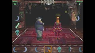 Scooby Doo 2: Monsters Unleashed PC Gameplay Part 2