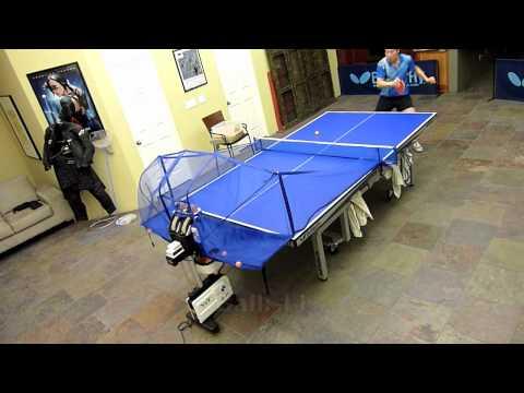 Y&T S-27 Table Tennis Robot