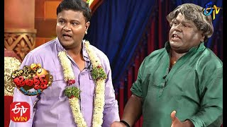 Bullet Bhaskar & Awesome Appi Performance | Jabardasth | 7th May 2021 | ETV Telugu