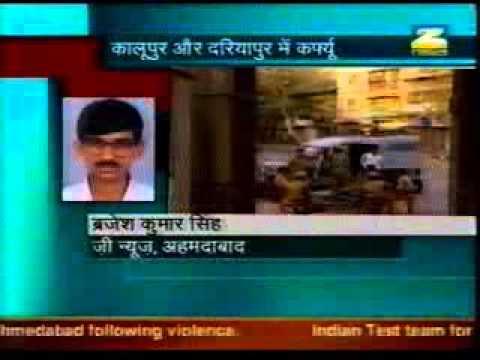 Zee News, Gujarat Riots Coverage, 18.03.2002 - 20.03.2002 - 26.03.2002 - 27.03.2002