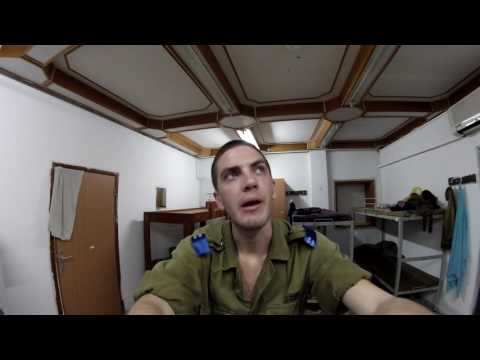 Volunteering In The IDF With Sar-El - Day 3