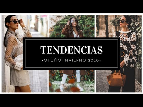ZARA - Tendencias Otoño Invierno 2019-2020 - Moda: ¿Qué Se Va A Llevar Y Cómo Combinarlo?