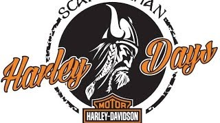Scandinavian Harley Days - Voss - Norway 2nd to 5th of July 2015