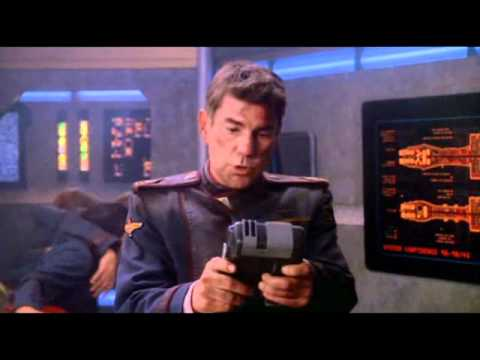 Sheridan's Duty : Agamemnon's Last Charge Babylon 5