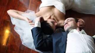 Свадьба зимой М&К - свадебное видео