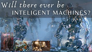 Will there ever be intelligent machines? A spiritual perspective