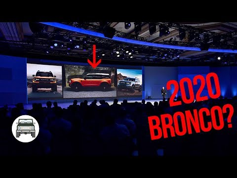 Real Or Fake 2020 Ford Bronco Leaked Picture Free Mp3 Download