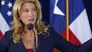 Wendy Davis To Women: Stop Being So Nice